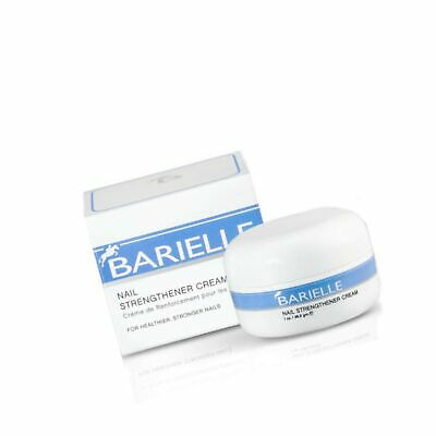Barielle Nail Strengthener Cream 1 oz. - Helps Improve Nail Growth, for Healt...