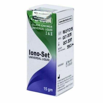 Universal Dental Glass Ionomer Cement Liquid for all type of Cement