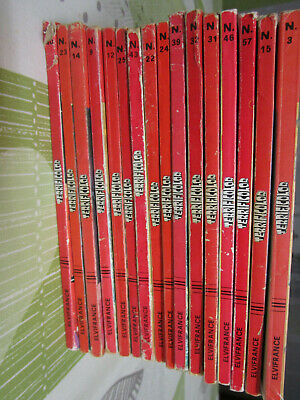 bd elvifrance lot de 28 terrificolor be tbe