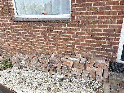 Old Reclaimed Bricks CLEANED Cheap