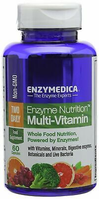 Enzymedica Enzyme Nutrition Two Daily 60 Capsules       RS1