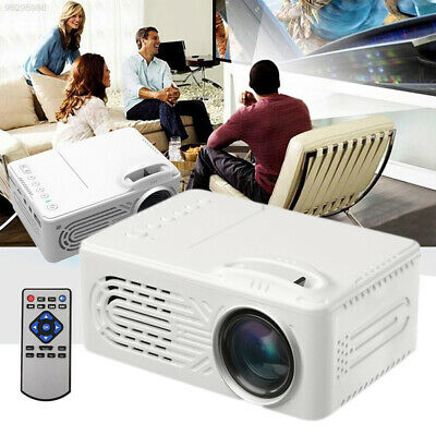 6000 Lumens ANDROID 4.4 HD 1080P LED Mini Projector WIFI Home Theater 3D Cinema