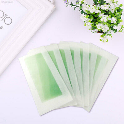 9FBC Quality Wax Strips Beauty Double Sided Sticky Sheet Hair Removal Sheets