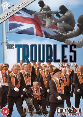 The Troubles Vol 3 - 12 DVD Collectors Boxset - Loyalists British Army History