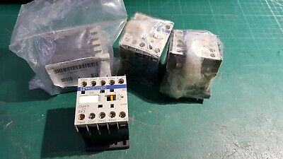 CA4KN31BW3 Electric Control Relay 3NO/NC, 10 A