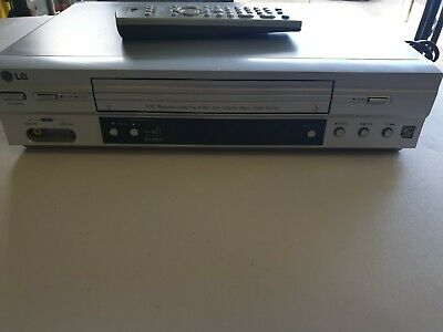 LG VCR Video Cassette Player Original Remote GC-480W free post