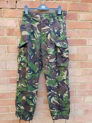 Militaria Mtp Army Trousers Warm Weather British Army Surplus Combat Lightweight Camo