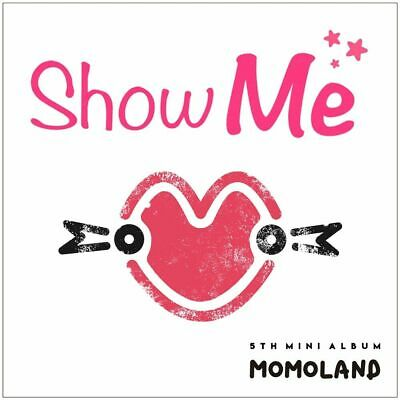 KPOP MOMOLAND, SHOW ME, 5th Mini Album, Korea CD