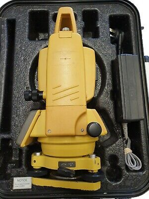 Reconditioned Topcon GTS236N Total Station