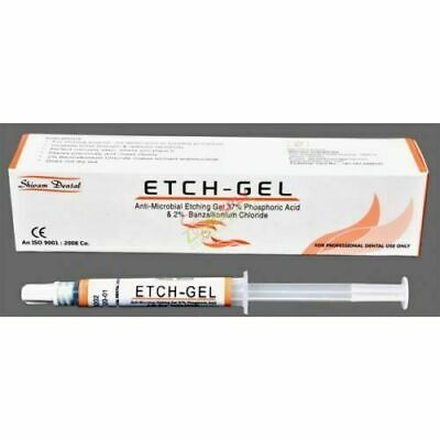 Dental Etch Gel 37% Phosphoric Acid Etching Silica Free