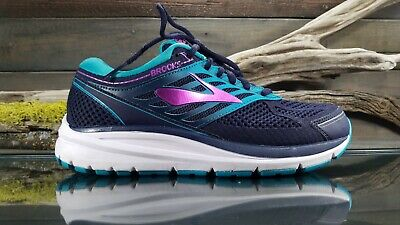 28602f796af Brooks Addiction 13 Womens Sz 8.5 2E Extra Wide Running Athletic Training  Shoes