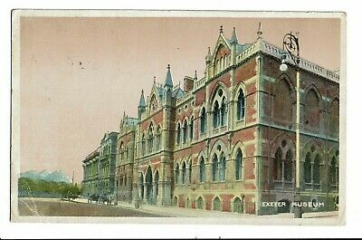 CPA-Carte postale- Royaume Uni - Exeter - Museum -VM2294