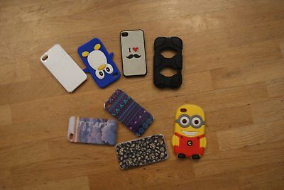 Lot Coques Iphone 4S