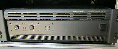 Mackie M2600 Endstufe, made in USA 2 x 1300W an 2 ohm