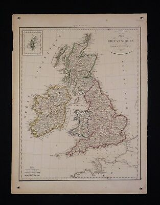 Royaume United England England by Pierre Lapie (1779-1850) Geographer