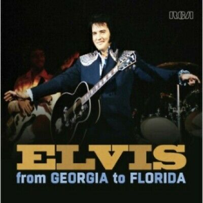 Elvis - From Georgia To Florida - 2x FTD CD Set - New & Sealed - PRE ORDER