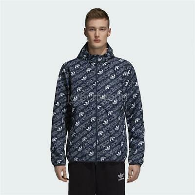 ADIDAS ORIGINALS TREFOIL Windbreaker Zip Up Jacket TKO Tokyo