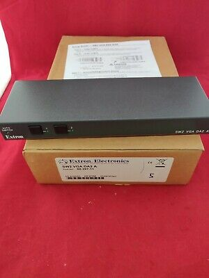 Extron Sw2Vgada2A Video Switcher New Boxed