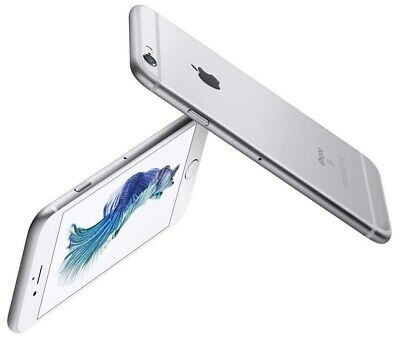 Apple iPhone 6s (4.7 inch) 32GB 12MP Mobile Phone (Silver)