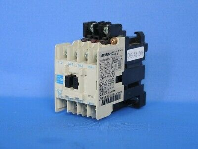 MITSUBISHI S-N18 MAGNETIC CONTACTOR 200VAC COIL NEW