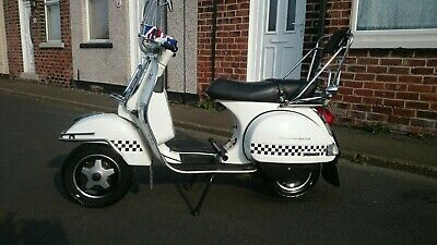 vespa 125cc (177 pinasco kit) one owner from new no reserve