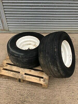 Tractor Front Flotation Wheels 2WD