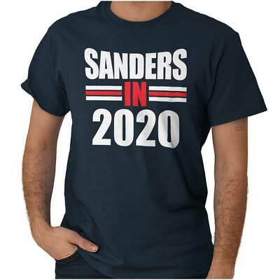 Vote For President Bernie Sanders In 2020 USA Election T Shirt Tee