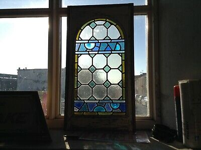 georgian Stained Glass Windows
