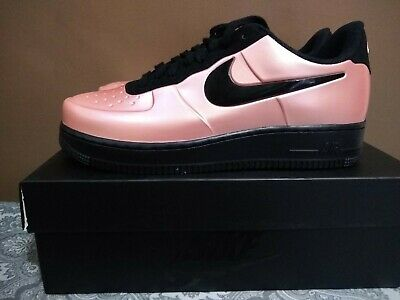 a0924e6a2db5e Nike Air Force 1 Foamposite Pro Cup Shoes Coral Stardust Size 9.5 ( AJ3664- 600
