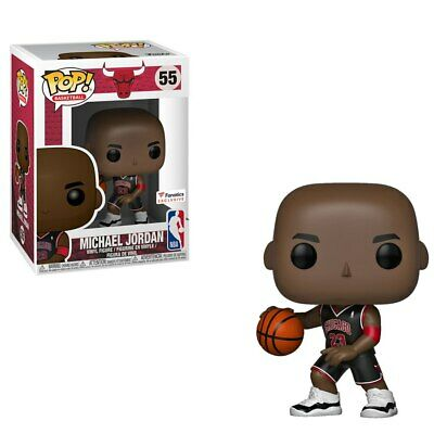 Funko Pop NBA: Michael Jordan Black Jersey Fanatics Exclusive Preorder