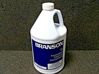 BRANSON 1 gal. Bottle Metal 3 Cleaner; For Ultrasonic Cleaners, 100-955-844