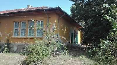 School in Bulgaria, countryside,village,quiet,peaceful,mountains,school