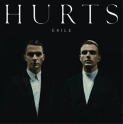 Hurts-Exile (US IMPORT) CD NEW