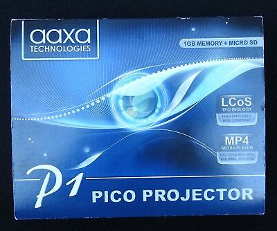OPTOMA PICO PK120 DLP Projector  New Other - $116 76 | PicClick