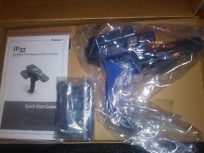 INTERMEC IP30 IP30B0B7014 CK3 RFID ADD-ON 900MHz HANDLE BARCODE SCANNER Deal!
