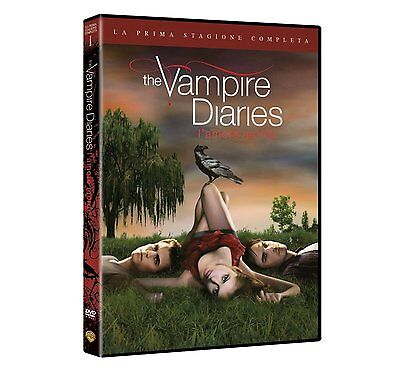 The Vampire Diaries - Stagione 1 (5 Dvd)
