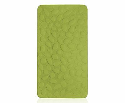Nook Pebble Pure Infant Crib Mattress, Lawn (NEW)