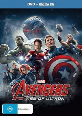Movie-Avengers: Age Of Ultron Blu-Ray NUOVO