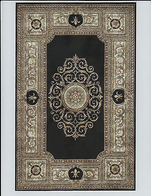 """approximately 7 1//4/"""" x 10 1//2/"""" 1:12 Scale Dollhouse Area Rug 0001135"""