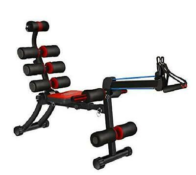 22 in 1 Sit-Up Exerciser Ab Machine Workout Fitness Equipment Home Gym