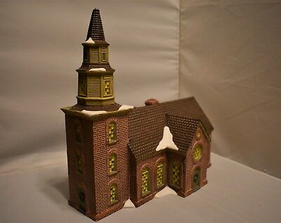 Department 56 Colonial Williamsburg Bruton Parish Church