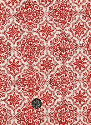 eff8d38485c1 Cotton Calico Fabric* Keepsake for JoAnn Fabrics * 1 Yard * Quilting &  Sewing