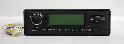 Radio for CHALLENGER tractor 35, 45, 55    AM/FM/WB/USB/Aux In/BT