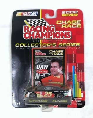 Racing Champions 1:64 NASCAR 2002 Chevy Monte Carlo Jerry Nadeau 25