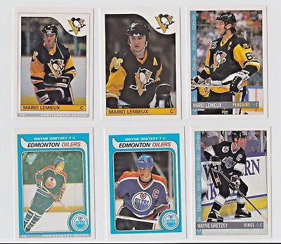 1992-93 Opc Hockey Complete Set 396 Cards +26 Card Anniversary Insert O-Pee-Chee