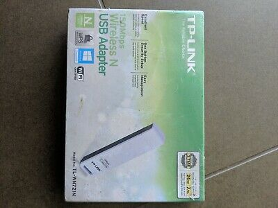 TP-LINK Tl-wn721n 150mbps Wireless USB Adapter