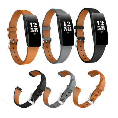 Brand New Leather Band Watch Wristwatch Strap for Fitbit Inspire/Inspire HR
