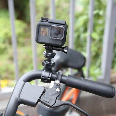 SHOOT O Shape Handlebar Clamp Mount For GoPro Hero 7 6 5 4 Black Xiaomi Yi 4K