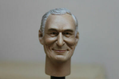 """1:6 Scale HP0042 Man Male Head Sculpt Toy Gift for 12/"""" Phicen Male Action Figure"""
