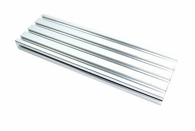 250mm Silver Aluminium Extrusion 2080 T Slot Frame CNC 3D Printer Flux Workshop